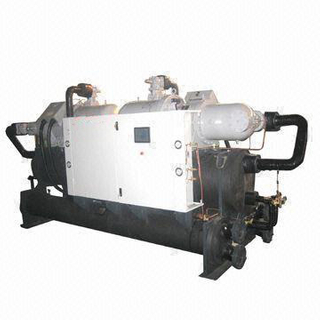 Water-cooled Screw Chiller
