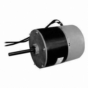 Commercial brushless DC motor