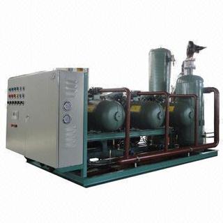 Semi-hermetic Piston Compressor