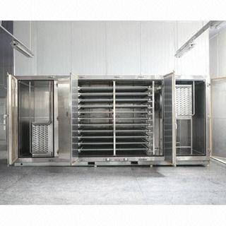 Shelf Plate Freezer