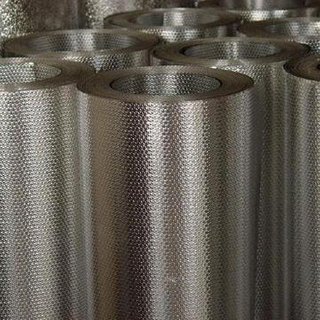 Aluminum Stucco Embossed Coil